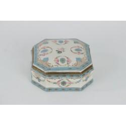 Caja de porcelana Alemana