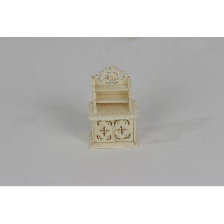 Mueble en miniatura