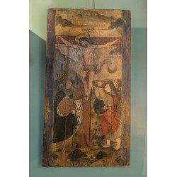Tabla Gótica Cristo